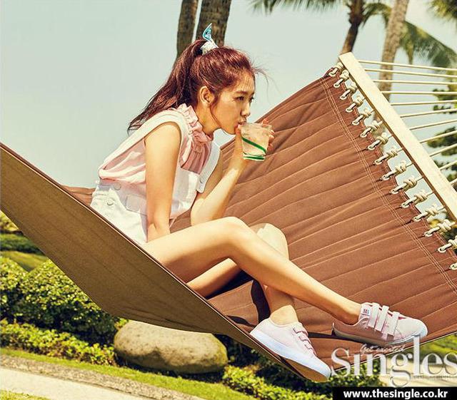 Park Shin Hye xứng đáng là thánh nữ quảng cáo thời trang xứ Hàn - Ảnh 14.