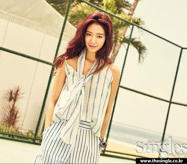 Park Shin Hye xứng đáng là thánh nữ quảng cáo thời trang xứ Hàn - Ảnh 16.