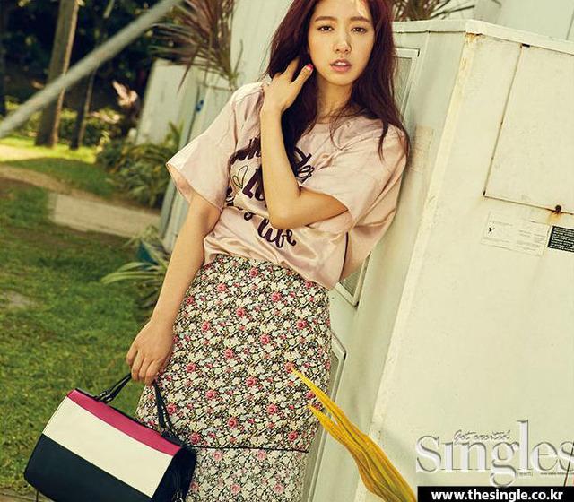 Park Shin Hye xứng đáng là thánh nữ quảng cáo thời trang xứ Hàn - Ảnh 17.