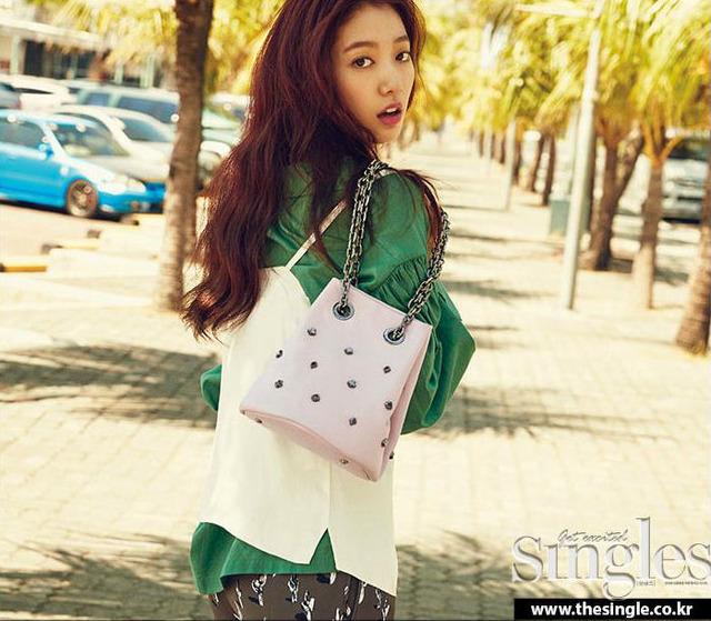 Park Shin Hye xứng đáng là thánh nữ quảng cáo thời trang xứ Hàn - Ảnh 18.