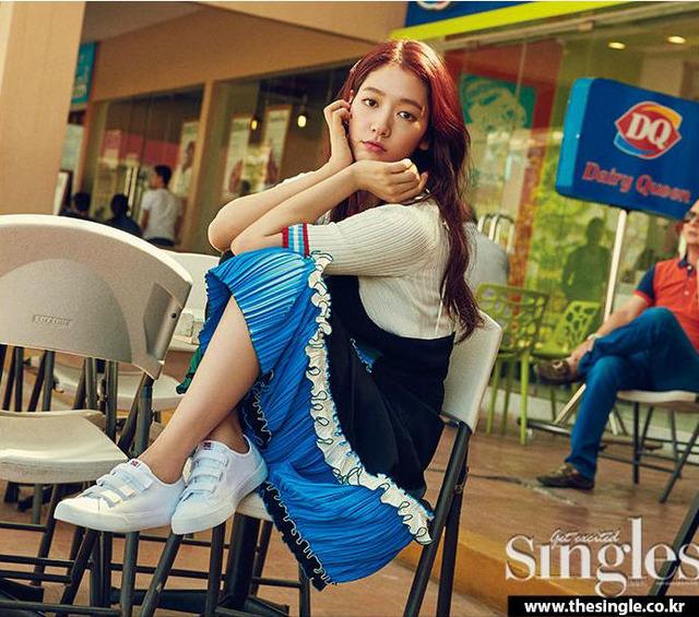 Park Shin Hye xứng đáng là thánh nữ quảng cáo thời trang xứ Hàn - Ảnh 21.