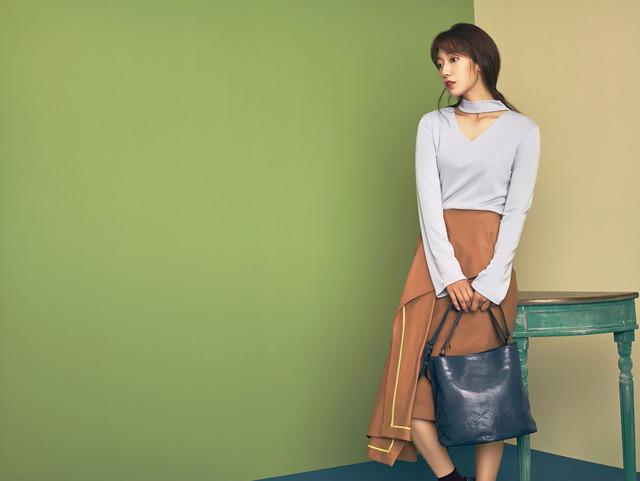 Park Shin Hye xứng đáng là thánh nữ quảng cáo thời trang xứ Hàn - Ảnh 9.