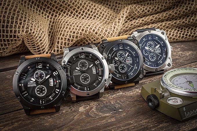 Đồng hồ giá rẻ mà cực chất cho những người yêu thích phi cơ - Ảnh 3.
