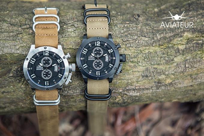 Đồng hồ giá rẻ mà cực chất cho những người yêu thích phi cơ - Ảnh 4.