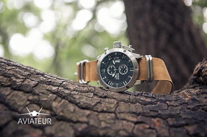 Đồng hồ giá rẻ mà cực chất cho những người yêu thích phi cơ - Ảnh 6.