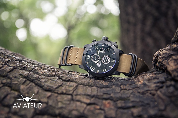 Đồng hồ giá rẻ mà cực chất cho những người yêu thích phi cơ - Ảnh 7.