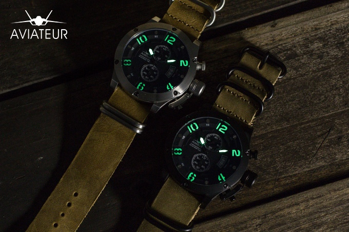Đồng hồ giá rẻ mà cực chất cho những người yêu thích phi cơ - Ảnh 8.