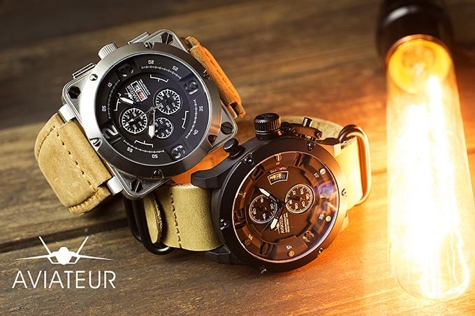Đồng hồ giá rẻ mà cực chất cho những người yêu thích phi cơ - Ảnh 11.