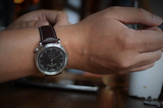 Bộ sưu tập đồng hồ hàng hải dành cho các chàng trai mê phong cách cổ điển lịch lãm - Ảnh 6.