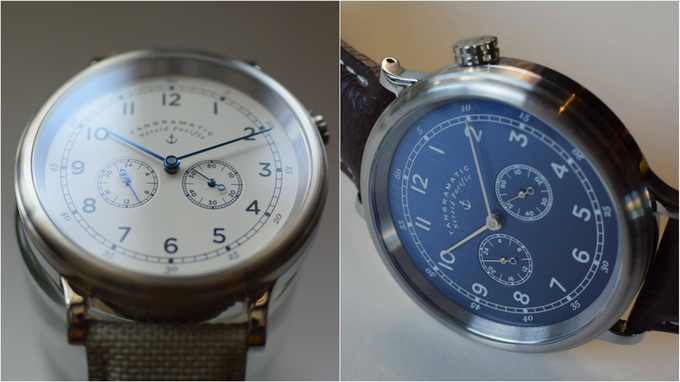 Bộ sưu tập đồng hồ hàng hải dành cho các chàng trai mê phong cách cổ điển lịch lãm - Ảnh 2.