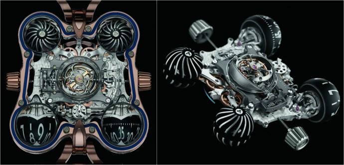 Top 7 chiếc đồng hồ gây ấn tượng nhất tại triển lãm SIHH 2016 - Ảnh 7.