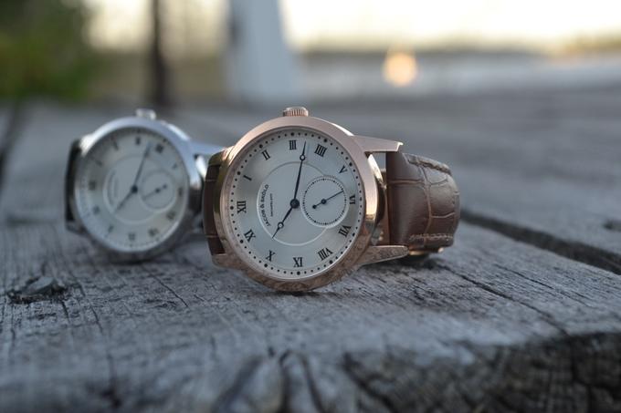 Bộ sưu tập đồng hồ đeo tay thời thượng với thiết kế thách thức thời gian - Ảnh 2.
