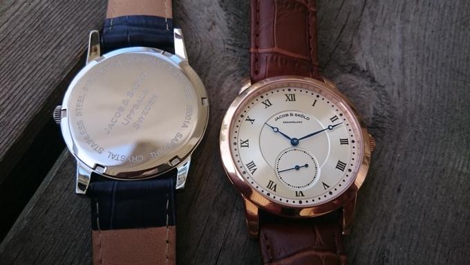 Bộ sưu tập đồng hồ đeo tay thời thượng với thiết kế thách thức thời gian - Ảnh 3.