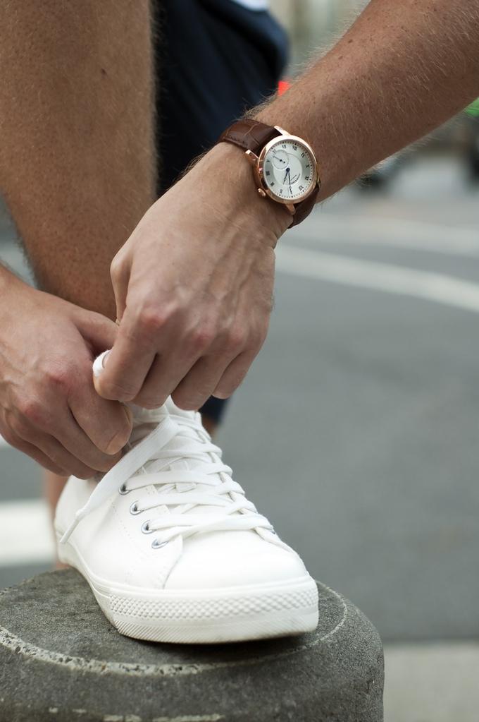 Bộ sưu tập đồng hồ đeo tay thời thượng với thiết kế thách thức thời gian - Ảnh 4.
