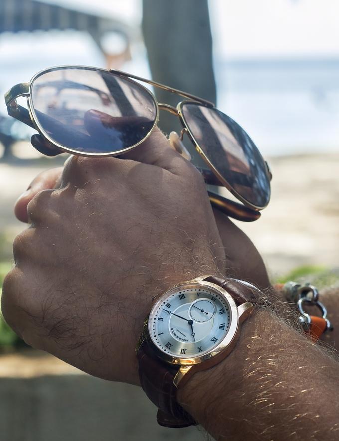 Bộ sưu tập đồng hồ đeo tay thời thượng với thiết kế thách thức thời gian - Ảnh 6.