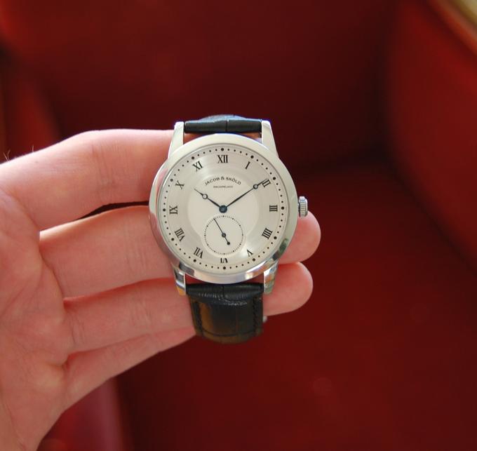 Bộ sưu tập đồng hồ đeo tay thời thượng với thiết kế thách thức thời gian - Ảnh 7.