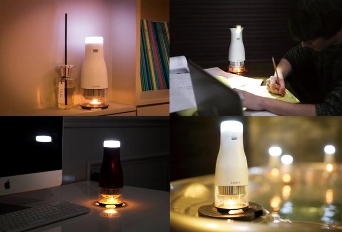 Trang trí nhà cửa lung linh với cây đèn nến đầu tiên trên thế giới - Ảnh 3.