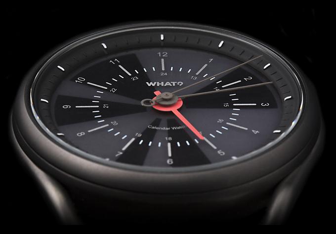 Khỏi cần giấy ghi chú, chiếc đồng hồ này sẽ nhắc bạn làm gì mỗi ngày - Ảnh 2.