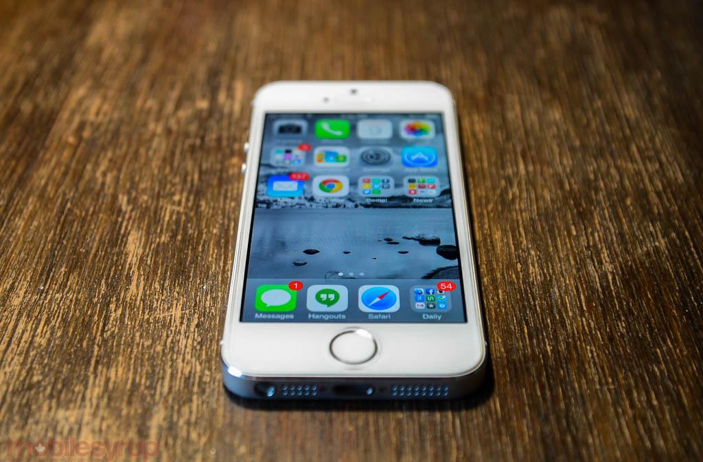 Giá iPhone 5s mới cứng có thể chỉ còn 5,5 triệu đồng - Ảnh