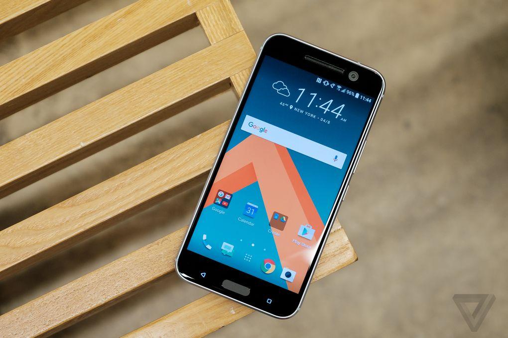 HTC 10 trình làng: Bình mới, rượu mới - Ảnh 2.