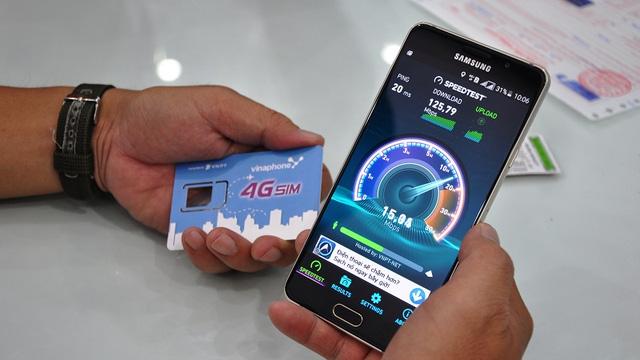 Gói cước 4G của Mobifone: 120.000 đồng/ tháng được 3GB dung lượng, hết không được dùng tiếp - Ảnh 1.