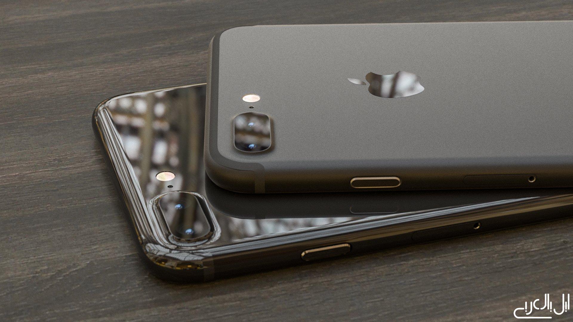 iPhone 7 màu đen bóng sẽ trông như thế nào? - Ảnh 2.