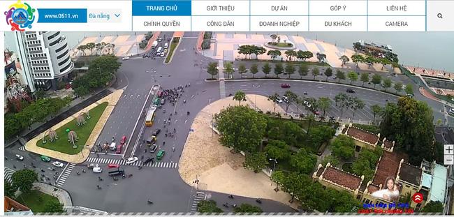 Người Đà Nẵng hào hứng theo dõi giao thông thành phố qua camera trực tuyến ở mọi lúc mọi nơi - Ảnh 2.