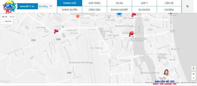 Người Đà Nẵng hào hứng theo dõi giao thông thành phố qua camera trực tuyến ở mọi lúc mọi nơi - Ảnh 1.