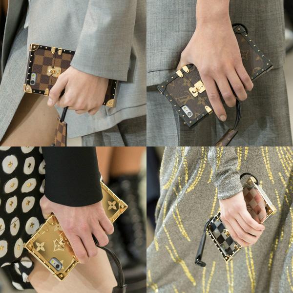 Louis Vuitton khiến tín đồ thời trang phát cuồng vì ốp Iphone sang chảnh - Ảnh 1.