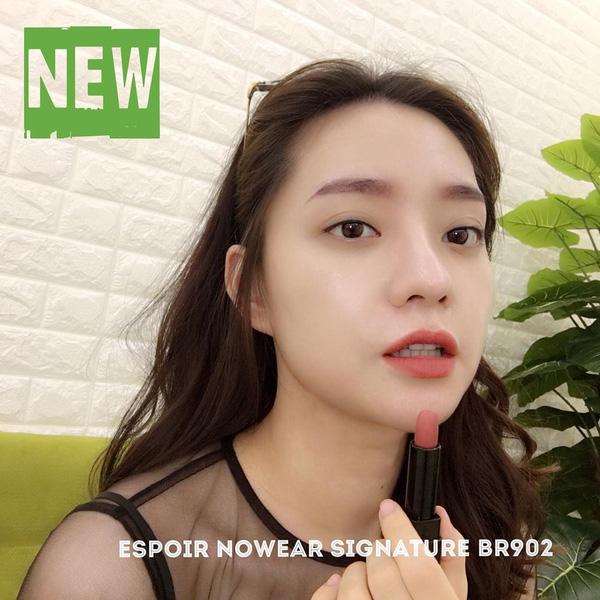 Review 3 màu son của hãng Espoir đang được con gái Việt thích nhất hiện nay - Ảnh 3.