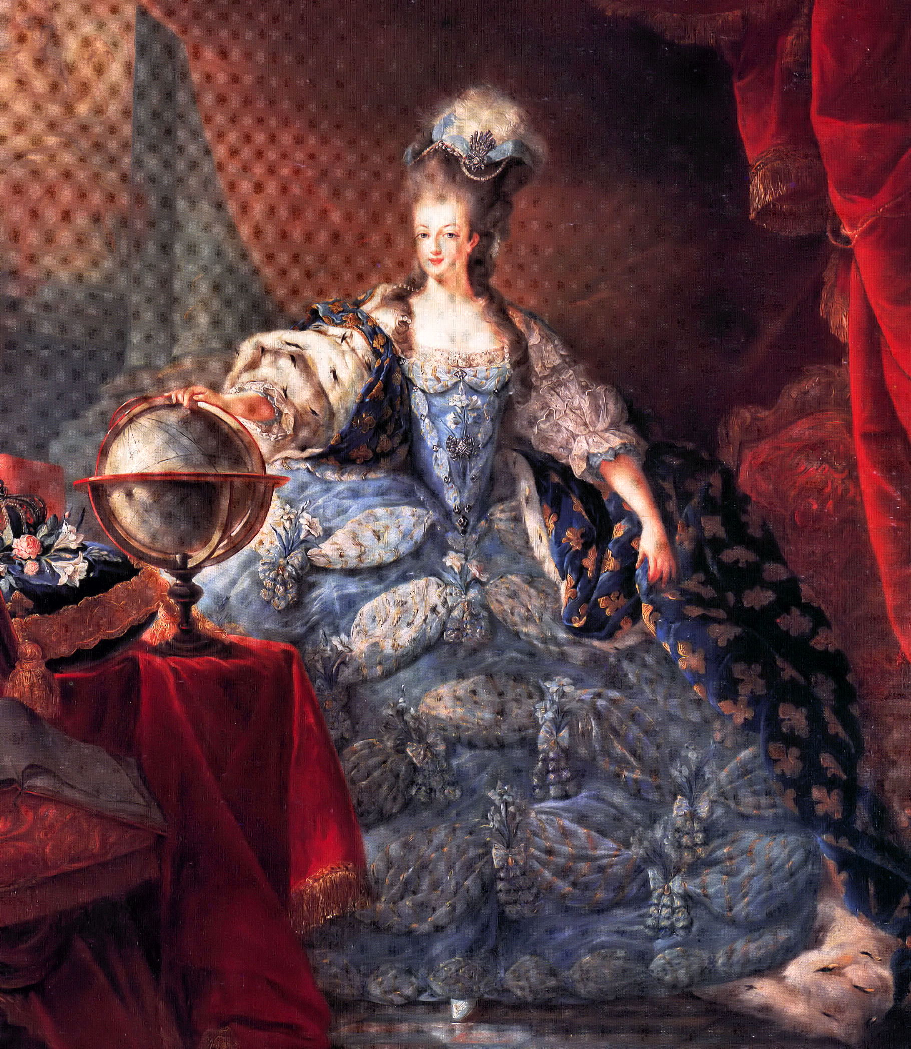 Cuộc đời gây tranh cãi của hoàng hậu xinh đẹp ăn chơi phóng túng, được ngưỡng mộ nhưng cũng bị căm ghét - Ảnh 2.
