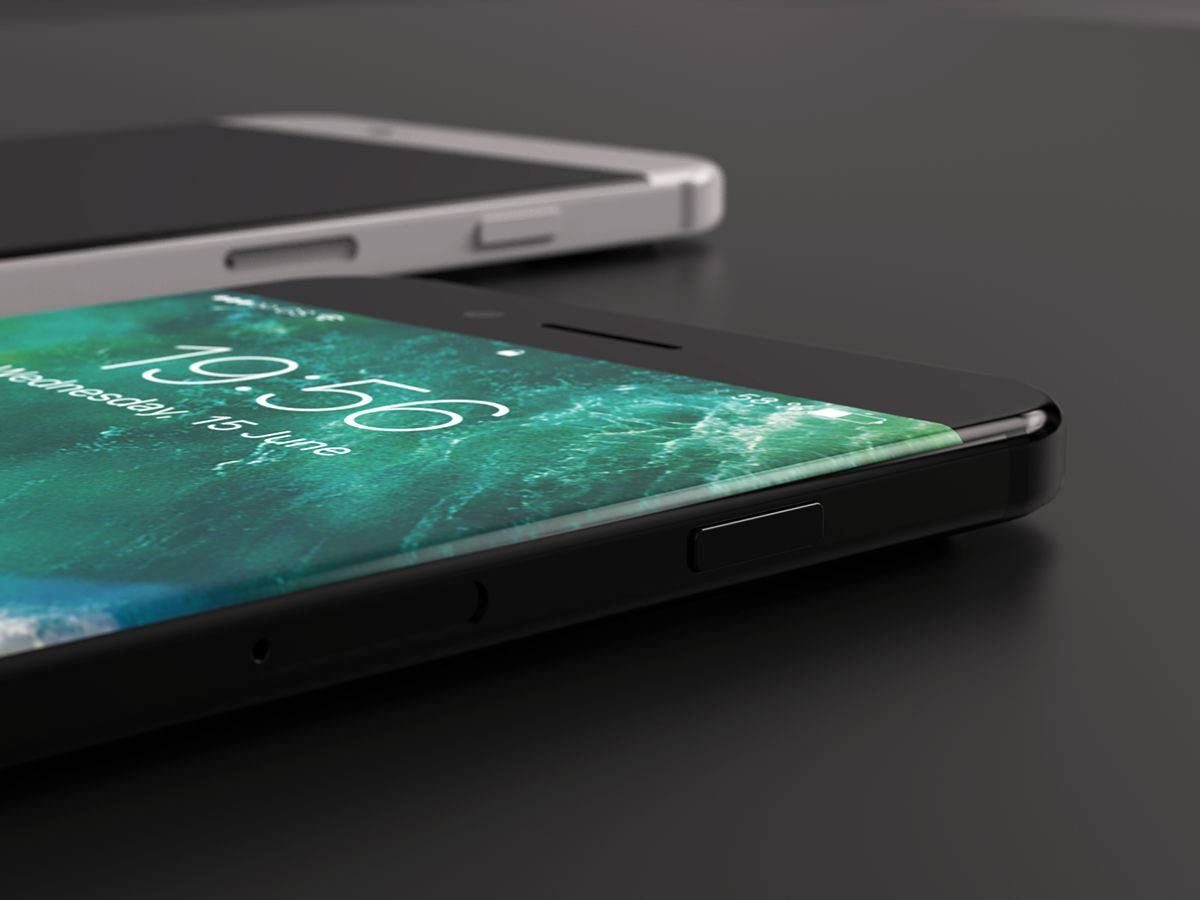 Ngất ngây với ý tưởng iPhone X đẹp phát hờn, anti-fan chắc sẽ tức nổ mắt - Ảnh 2.