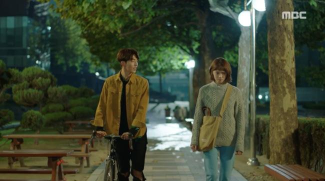 Tiên Nữ Cử Tạ: Không nhịn được nữa, Nam Joo Hyuk nổi giận với Sung Kyung vì bị tình địch lu mờ - Ảnh 15.