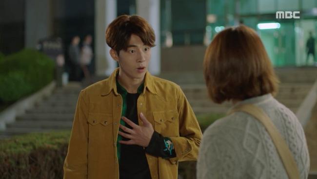 Tiên Nữ Cử Tạ: Không nhịn được nữa, Nam Joo Hyuk nổi giận với Sung Kyung vì bị tình địch lu mờ - Ảnh 16.