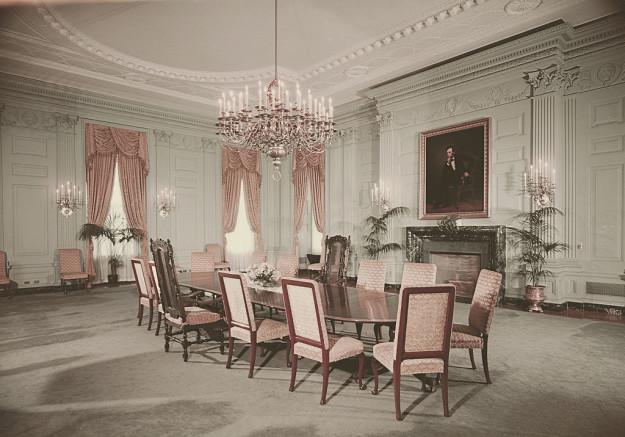 19 sự thật về Nhà Trắng mà chắc chắn bạn không hề biết - Ảnh 17.