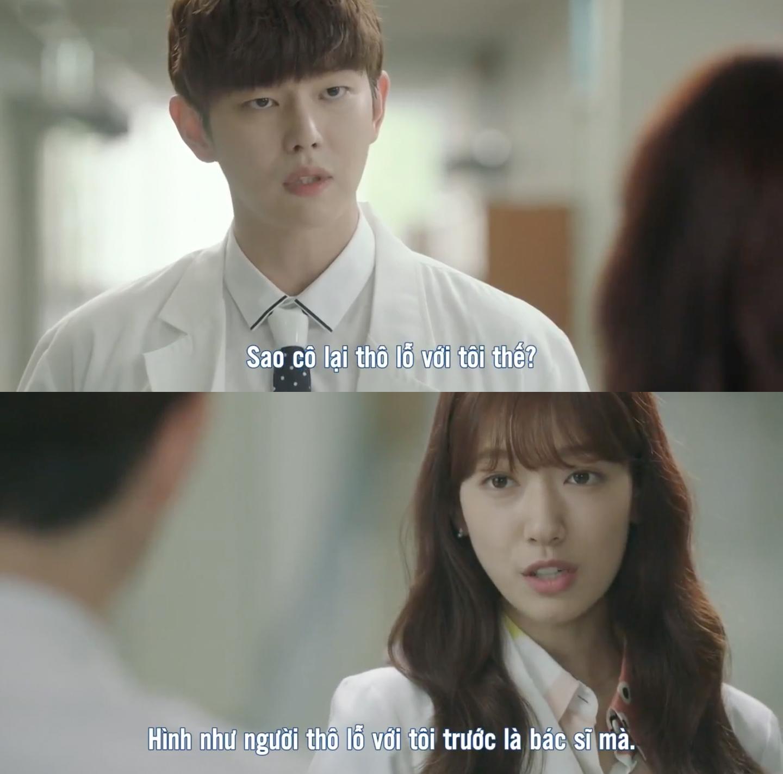 """""""Tình tay ba"""" là xưa rồi, Park Shin Hye trong Doctors sắp vướng vào """"tình tay năm""""! - Ảnh 16."""