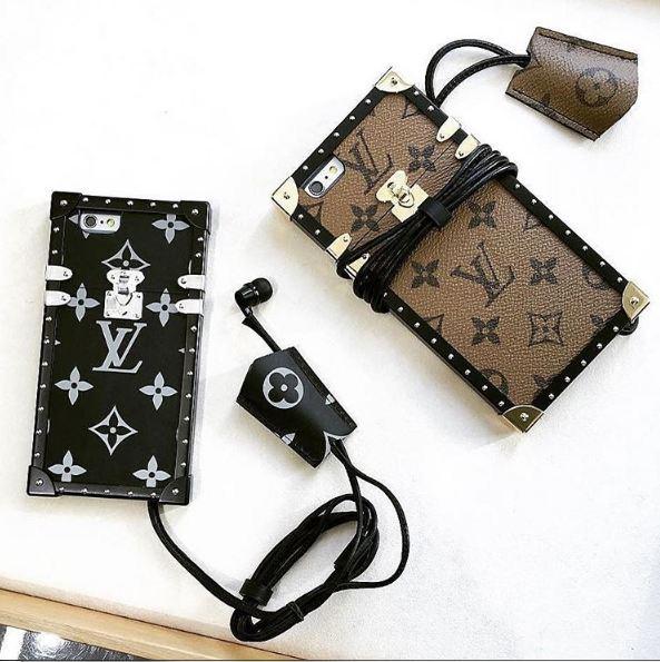 Louis Vuitton khiến tín đồ thời trang phát cuồng vì ốp Iphone sang chảnh - Ảnh 3.