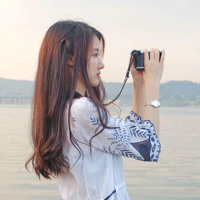 Không thua gì Hàn Quốc, Thái Lan, Lào cũng có đầy hot girl xinh đẹp - Ảnh 3.