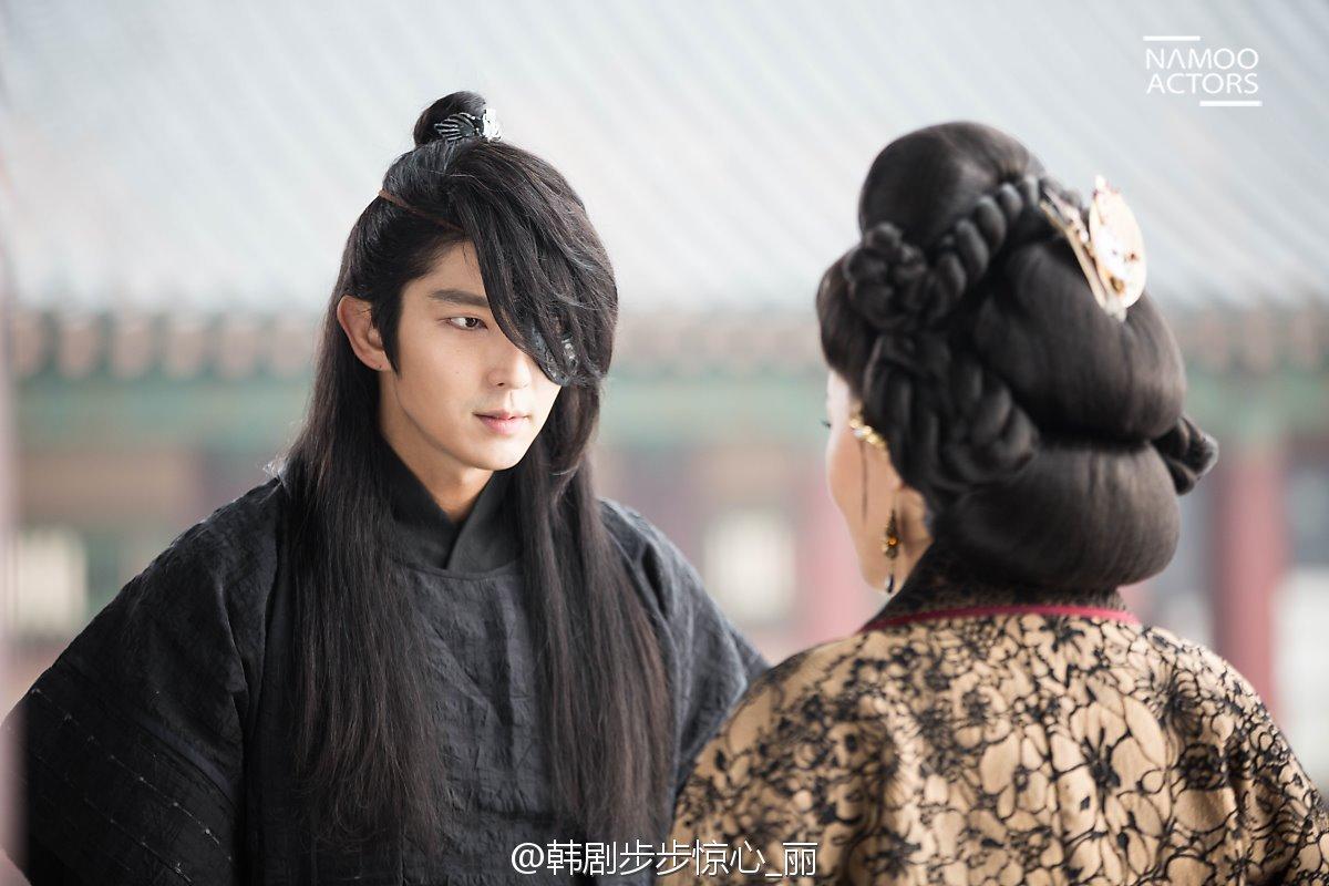 Tứ hoàng tử Wang So - Khuất sau chiếc mặt nạ chính là bi thương vô tận? - Ảnh 3.