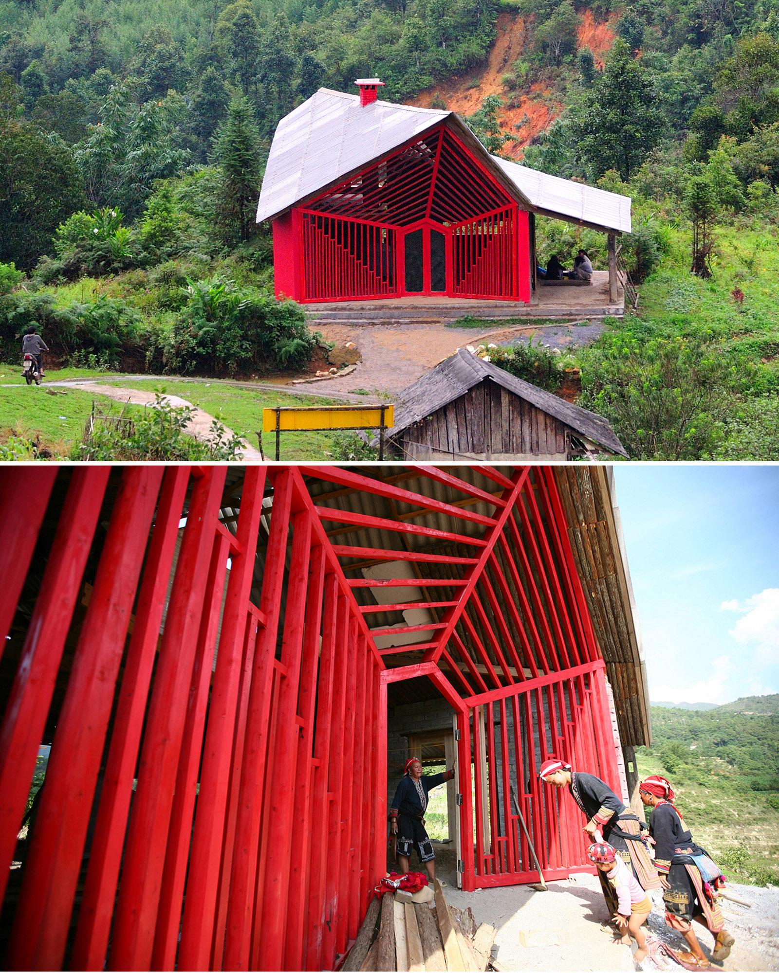 Hoàng Thúc Hào thắng giải dành cho kiến trúc sư nổi bật ở châu Á - Ảnh 4.
