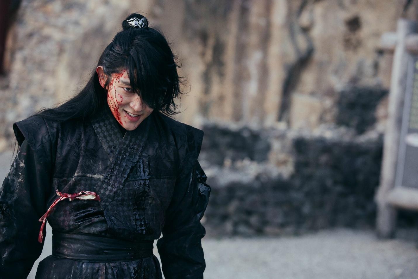 Tứ hoàng tử Wang So - Khuất sau chiếc mặt nạ chính là bi thương vô tận? - Ảnh 4.