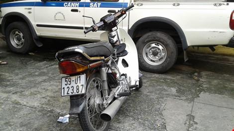 Đặc nhiệm truy bắt cướp như phim giữa phố Sài Gòn - Ảnh 4.