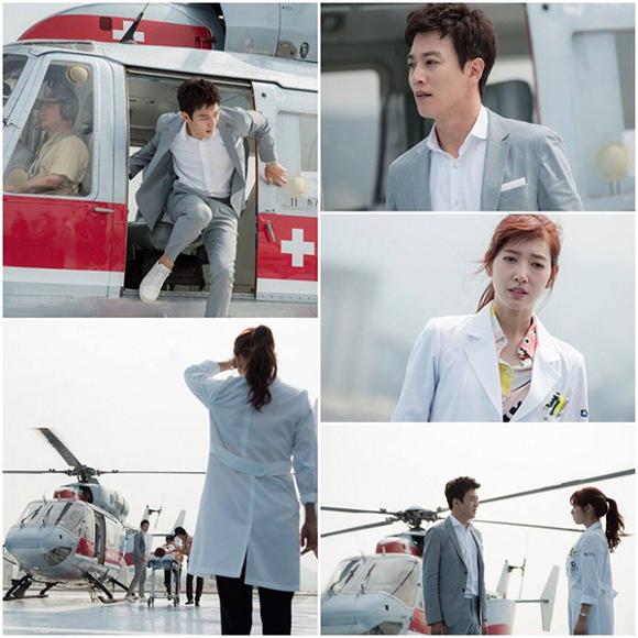 """""""Tình tay ba"""" là xưa rồi, Park Shin Hye trong Doctors sắp vướng vào """"tình tay năm""""! - Ảnh 5."""