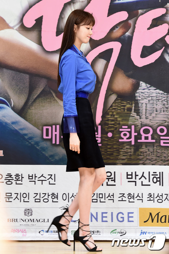 Bị dìm chiều cao bên người đẹp Cheese in the trap, Park Shin Hye vẫn xinh như công chúa - Ảnh 10.