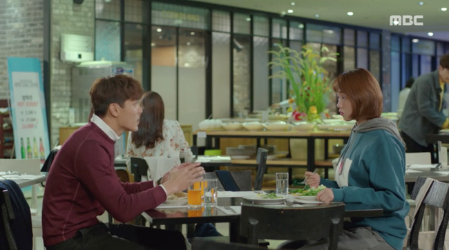 Tiên Nữ Cử Tạ: Không nhịn được nữa, Nam Joo Hyuk nổi giận với Sung Kyung vì bị tình địch lu mờ - Ảnh 10.