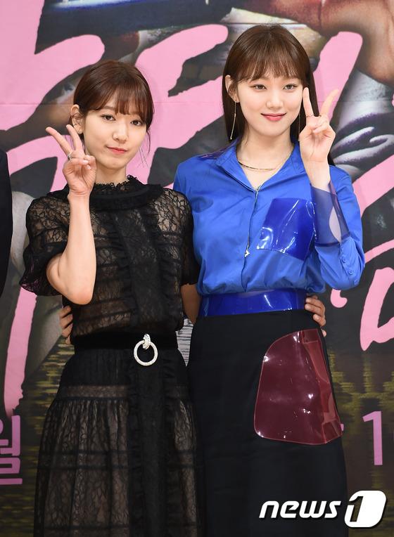 Bị dìm chiều cao bên người đẹp Cheese in the trap, Park Shin Hye vẫn xinh như công chúa - Ảnh 11.