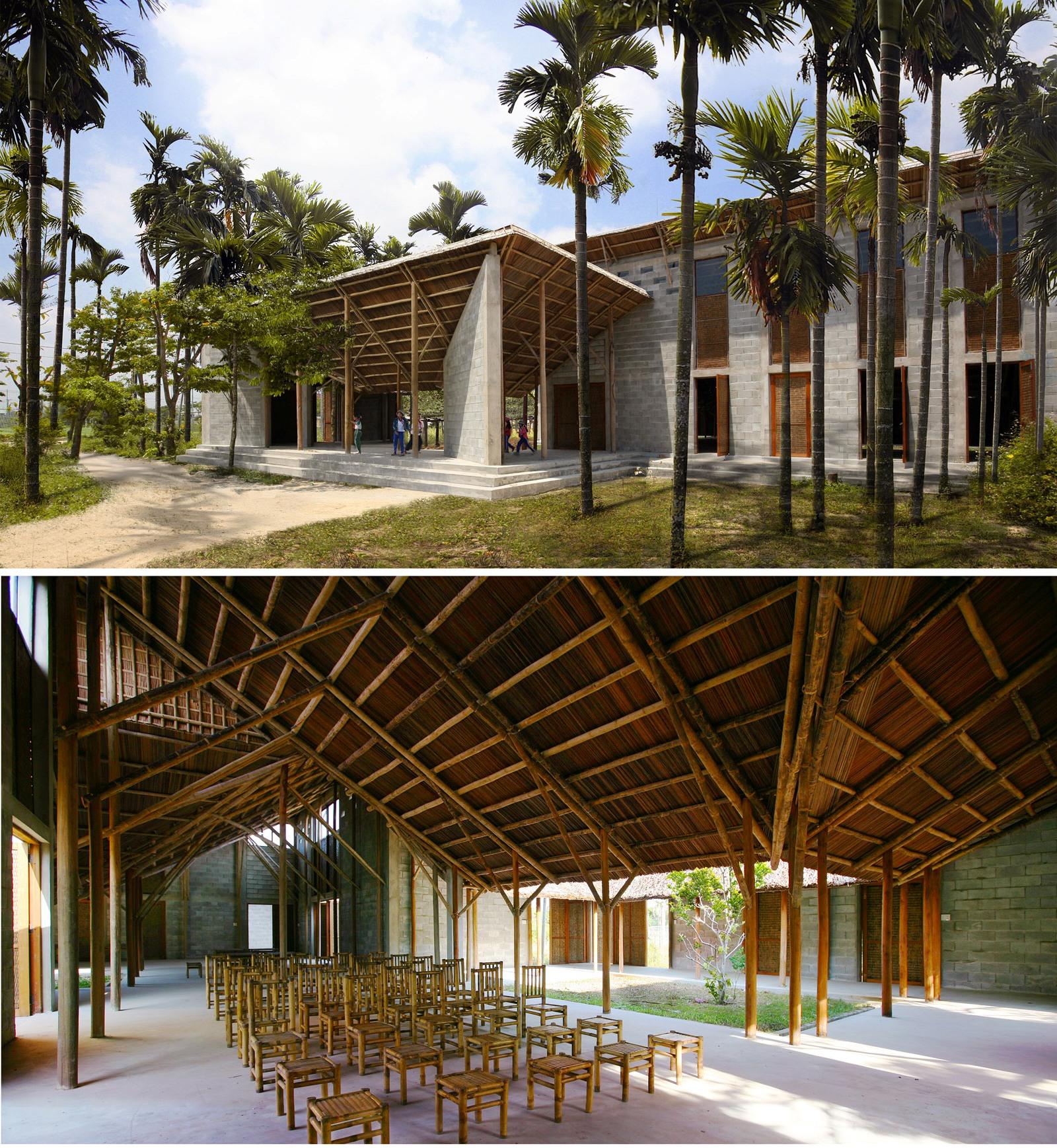 Hoàng Thúc Hào thắng giải dành cho kiến trúc sư nổi bật ở châu Á - Ảnh 8.