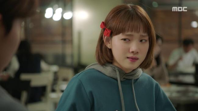 Tiên Nữ Cử Tạ: Không nhịn được nữa, Nam Joo Hyuk nổi giận với Sung Kyung vì bị tình địch lu mờ - Ảnh 12.