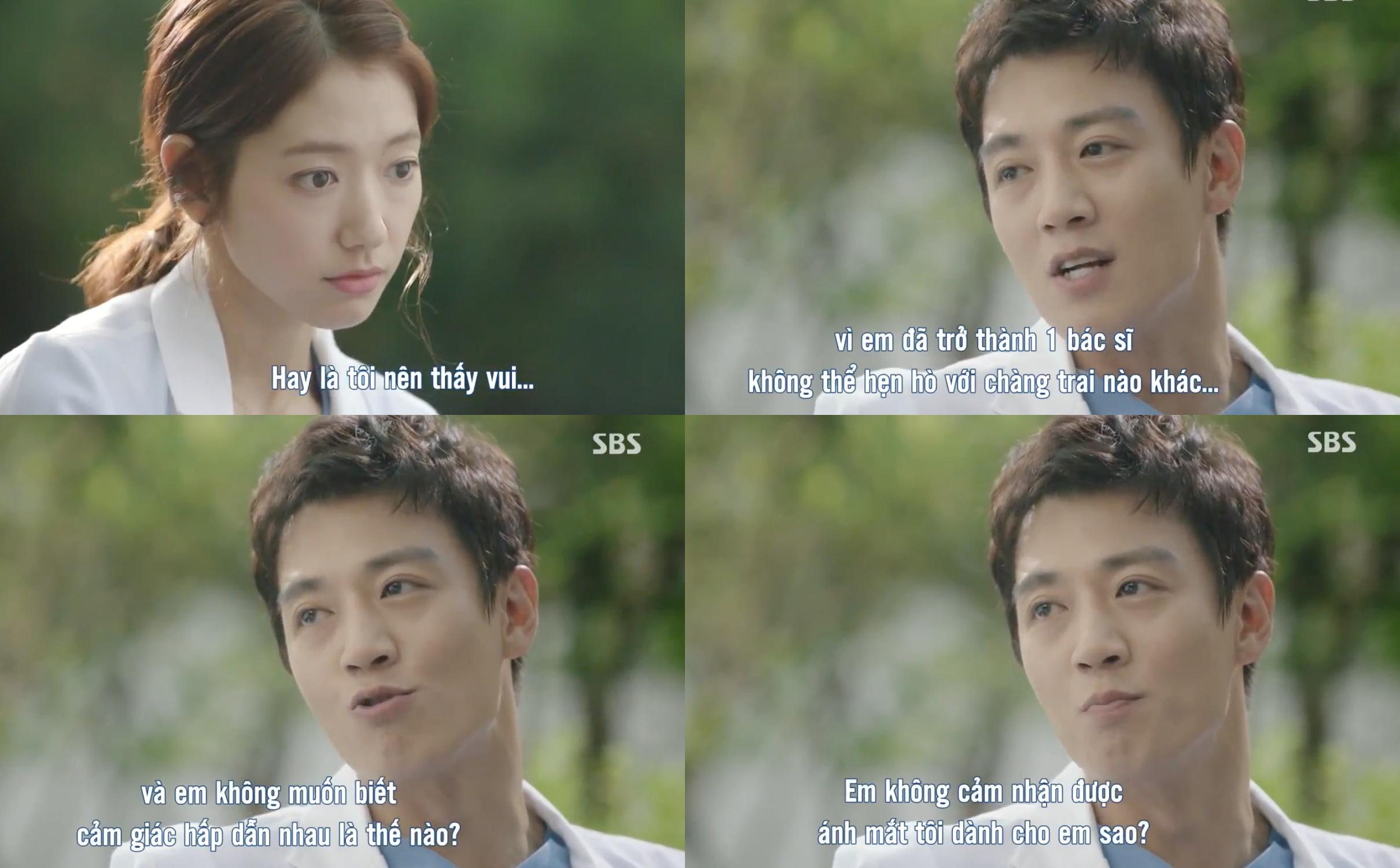 """""""Tình tay ba"""" là xưa rồi, Park Shin Hye trong Doctors sắp vướng vào """"tình tay năm""""! - Ảnh 9."""
