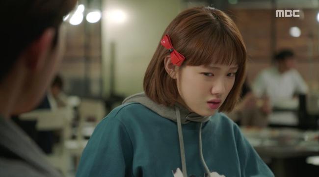 Tiên Nữ Cử Tạ: Không nhịn được nữa, Nam Joo Hyuk nổi giận với Sung Kyung vì bị tình địch lu mờ - Ảnh 13.